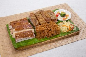 Zubuchon in Makati Offers Tasty Lechon Cebu