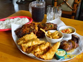 The Porch by Casa Verde in Quezon City: Home of Giant Burgers and Milkshakes
