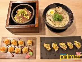 Watami in Ayala North Exchange: A Taste of Exquisite Japanese Specialties