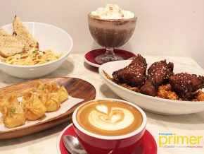 White Camp Coffee and Kitchen in QC: Specialty Coffees and Asian Inspired Comfort Food