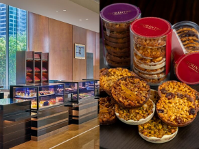 Florentine in Grand Hyatt Manila Offers European Delights On the Go