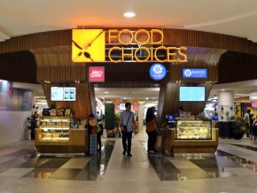 Glorietta Food Choices Reopens with a Fresh Look and New Dining Options