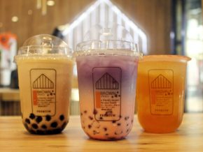 Brown Cafe in BGC: A Healthier Alternative for Milk Tea Lovers
