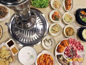 Soga Miga in Silang Cavite Serves A Good Deal of Unlimited Korean BBQ