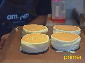 am.pm in Ayala Malls Manila Bay Brings the Souffle Pancakes of HK