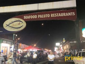Dampa Seaside in Pasay: the King of Traditional Dampa Experience