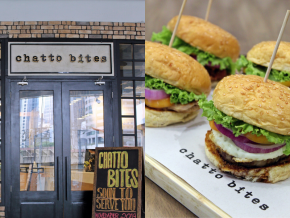 Chatto Bites at Assembly Grounds: On-The-Go Japanese Favorites in a Bun