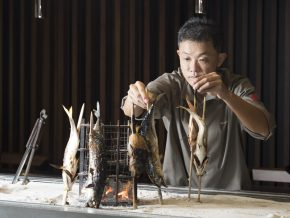 Enbu at Okada Manila: A Place to Partake in a Traditional Japanese Grill Experience