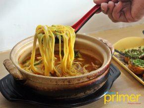 Kojiro Ojisan Food House is Home of Koroke and Veggie-Filled Ramen in Silang Cavite
