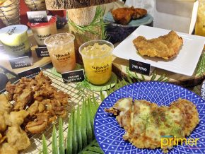 Monga in SM Megamall: Taiwan's Most Popular Thick-Cut Chicken Fillet