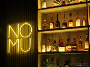 Nomu in Poblacion: Modern Japanese Bar with Authentic Roots