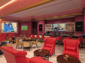 Sportsbook Bar at Okada Manila: A Cozy Spot for Sportsmanship and Drinks