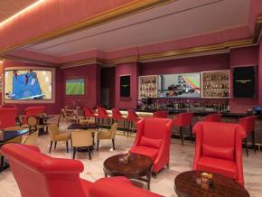 Sportsbook Bar at Okada Manila: A Cozy Spot for Sportsmanship and Drinks
