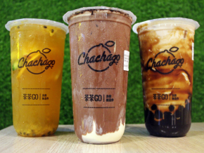 Chachago in Makati Lets You Enjoy Your Milk Tea in More Ways Than One