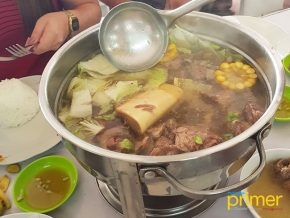 Mahogany Market in Tagaytay Is a Destination for Great Bulalo and Fresh Produce