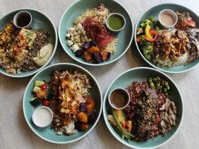 The Grid at Power Plant Mall, Makati Introduces New Must-Try Food Stalls