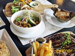 La Terrasse Restaurant Café in Puerto Princesa, Palawan: Romantic Setting for Euro-Asian Fare