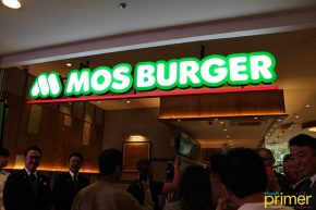 MOS Burger in Ortigas Serves Japan's Famed Cheeseburgers and More