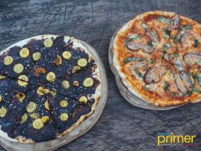 The Smoky Place in Puerto Princesa Serves Classic Wood-Fired Pizzas by the Beach