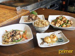 UMU Japanese Restaurant at Dusit Thani Manila Serves Bountiful Feast and Food Entertainment