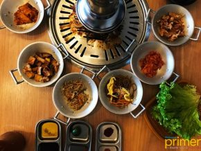 Samgyupan in Parañaque: Unli Filipino & Korean BBQ in One
