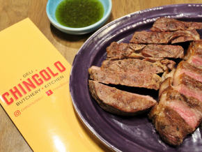 Chingolo Deli in Makati: Home of the Premium 'Bolzico Beef'