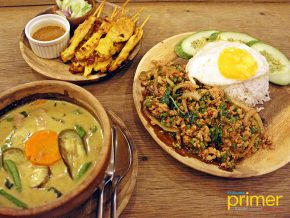 Big Bad Thai in El Nido: A Popular Dining Destination for Authentic Thai Spice and Flavor