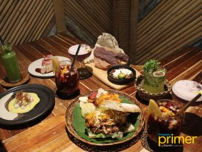 Jungle Bar by PIOPIO in El Nido: Local Bar Chows and Exciting Drinks Made In-House