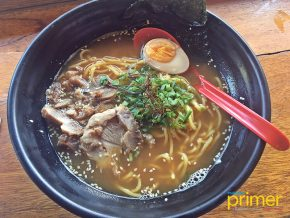 Osaka Castle in El Nido: Japanese Favorites by the Beach
