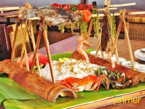 Seafood Island in BGC: Home to Exciting Seafood Adventures and Boodle Feasts