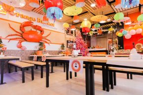 The Orange Bucket Opens First Manila Branch