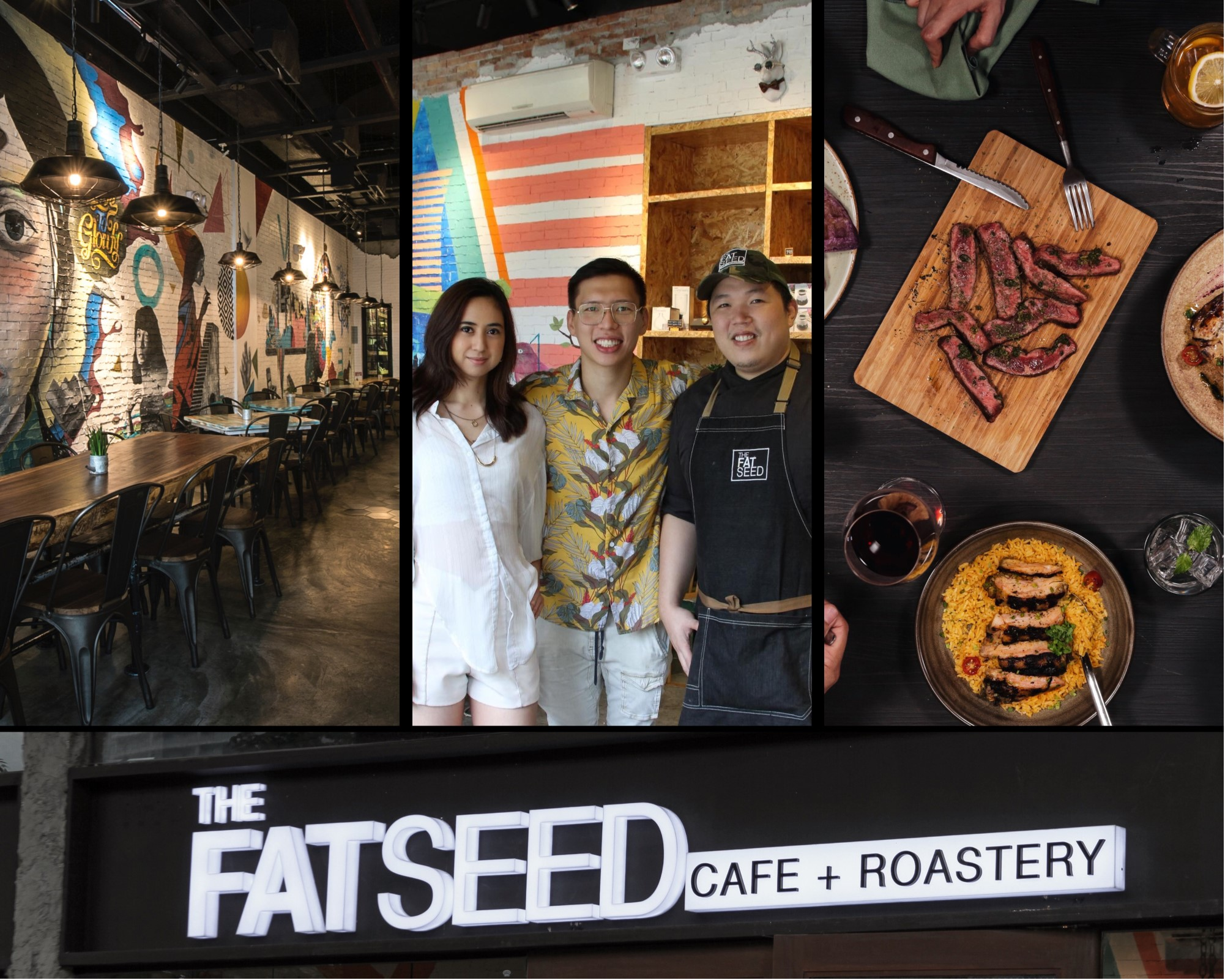 Meet The Coffee Prince: Bryant Dee, The Man Behind Fat Seed Cafe+Roastery