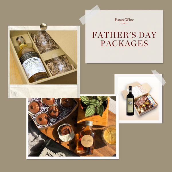 To the Best Dad Ever: Extra Special Estate Wine Packages for Father's Day 2021