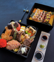 Treat Your Dad to a Japanice Father's Day Bento by Kazunori