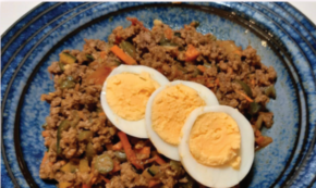 Primer Cooks: Easy Japanese-style Minced Meat Curry