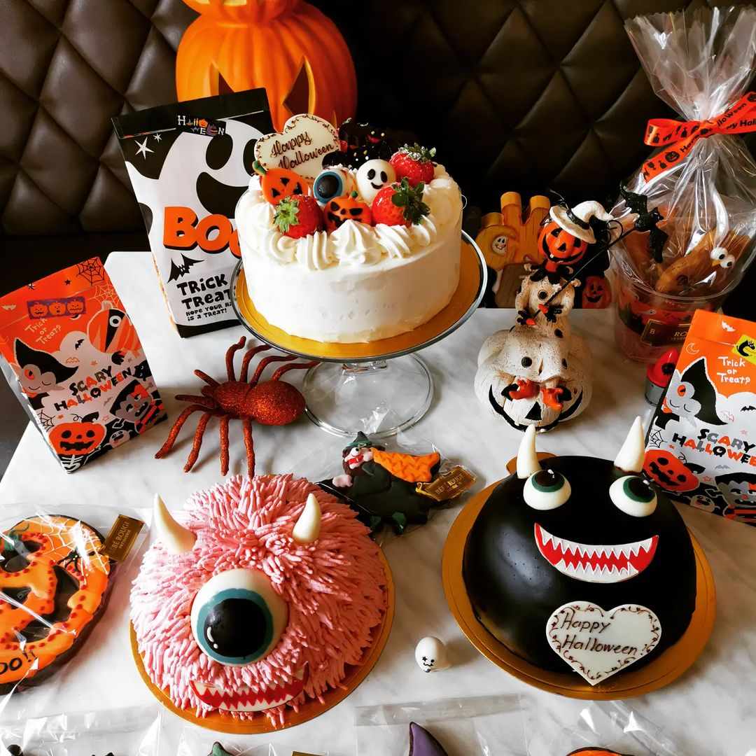 TRICK OR TREAT: Patisserie Bébé Rouge is now offering Limited Edition Halloween Cakes for Preorders