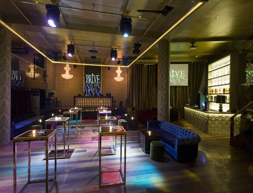 Prive luxury club taguig philippine primer for Club prive berlino