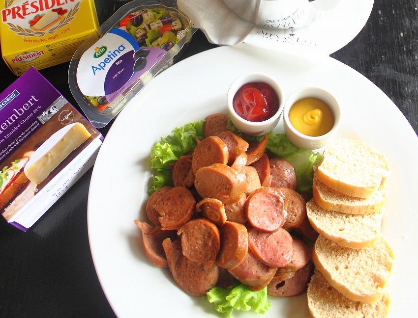 Alexa s deli philippine primer for Alexa cuisine catering