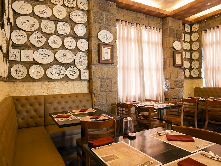 C Italian Dining In Ortigas Philippine Primer