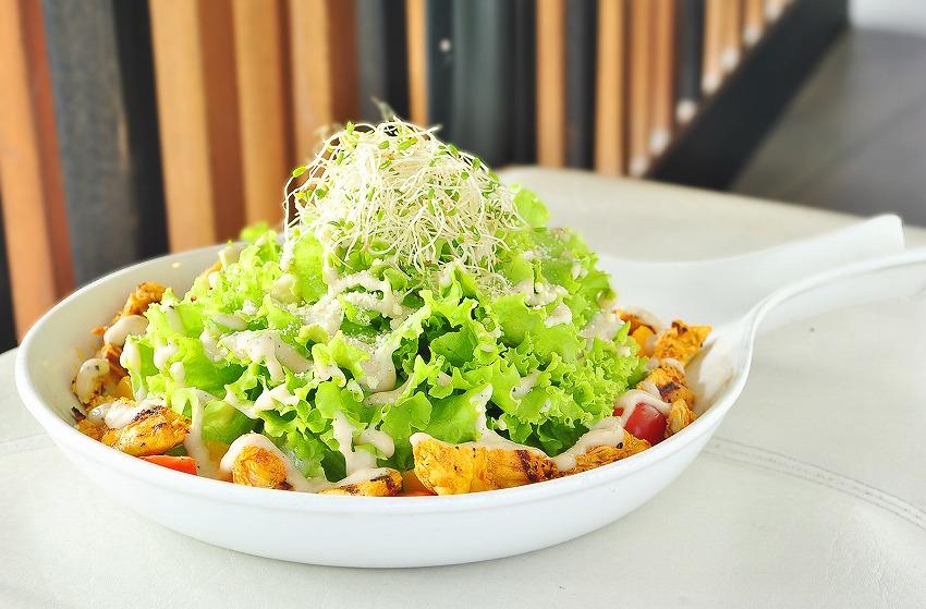 Chicken Inasal Ceasar Salad(P215)