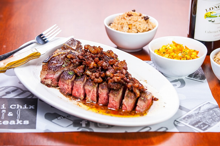 Porterhouse Steak 950g (Php2450)
