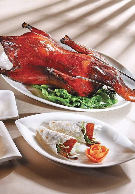 Roasted Peking Duck