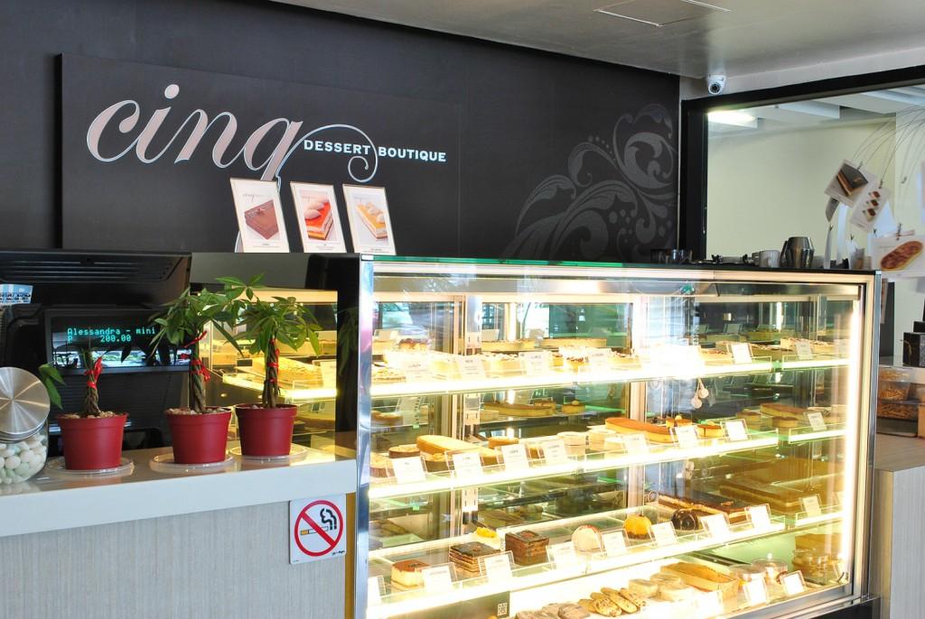 Image result for Cinq Dessert Boutique Makati