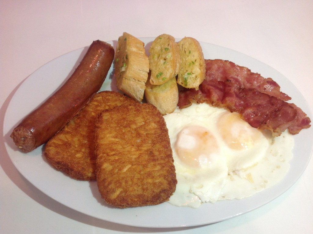 Build Your Own Breakfast. From the following items build your own breakfast or add them to any meal choice. P145 Pic #8
