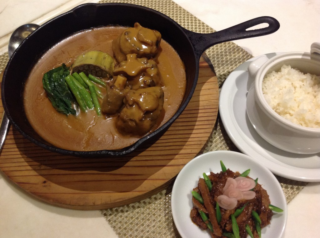 Sizzling Oxtail Kare-kare (P550) Pic 6_re