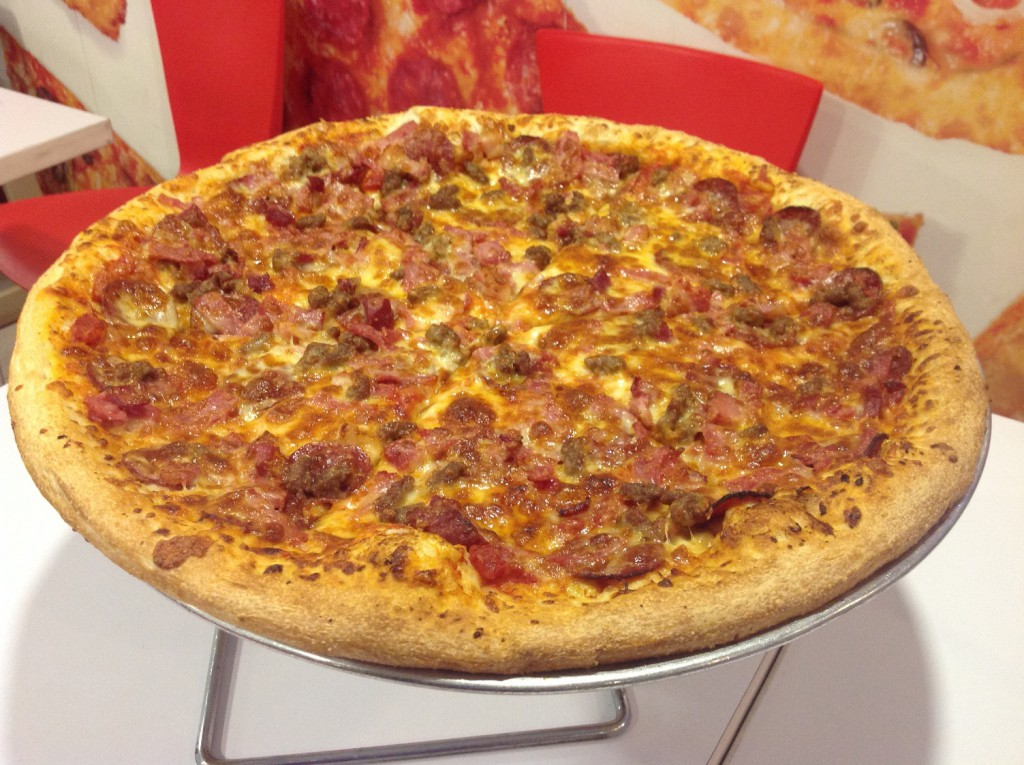 All Meat Pizza (P649 Whole and P109 Slice) Pic 5