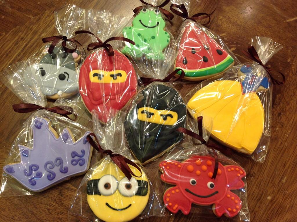Assorted Sugar Cookies (Small P55, Medium P65, Large P85, X