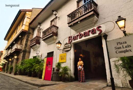 Barbara's Casa Manila