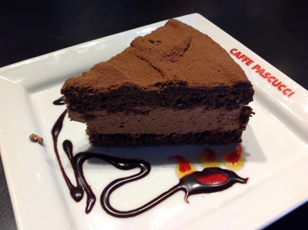 Dark Chocolate Mousse (P155 per slice) Pic 7_re