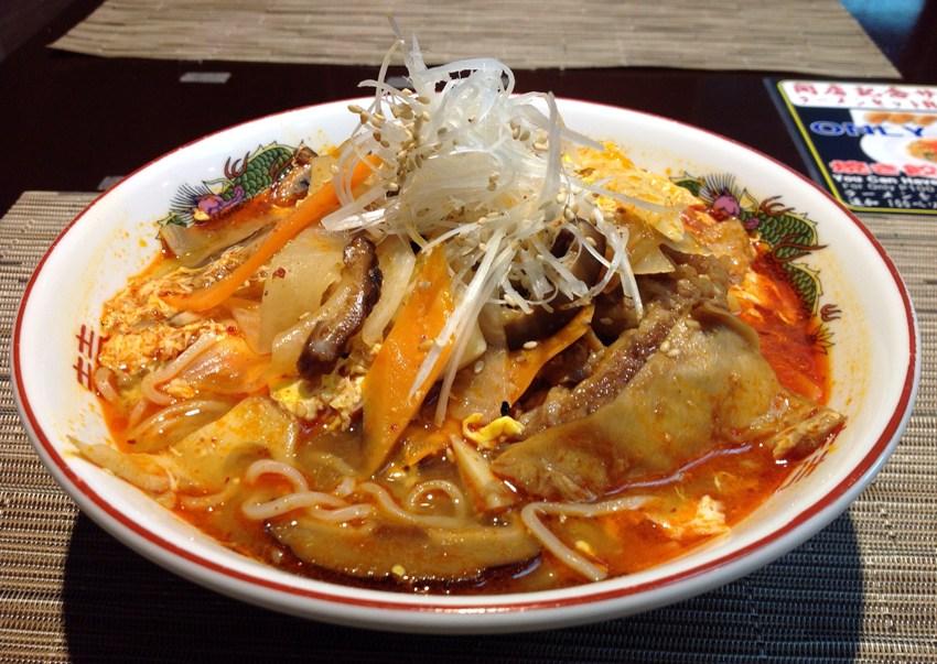 Karubi Ramen or Beef Karubi Ramen Soup (P320) Pic 8